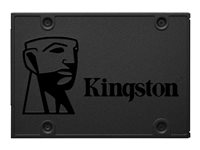 "Kingston SSDNow A400 - Solid State Drive - 240 GB - intern - 2.5"" - SATA 6Gb/s SA400S37/240G"