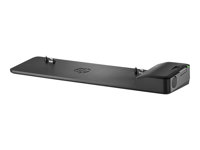 HP UltraSlim Docking Station 2013 - Dokkingstasjon - EU - for EliteBook 725 G4, 745 G4, 755 G4, 840 G4, 850 G4; ProBook 64X G2, 64X G3, 65X G2, 65X G3 D9Y32AA#ABB